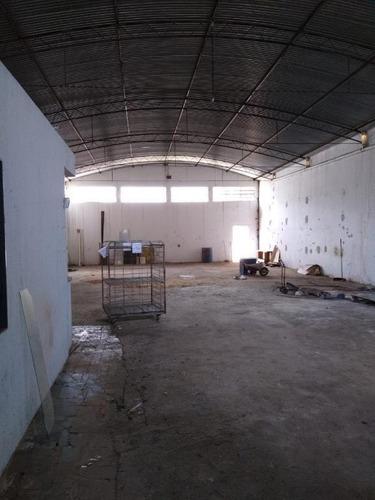 Barracão Para Alugar, 384 M² Por R$ 5.000,00/mês - Jardim Zara - Ribeirão Preto/sp - Ba0010
