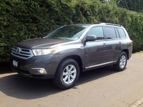 Toyota Highlander 2012 En Excelente Estado Posible Cambio