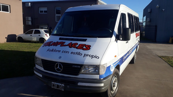 Mercedes -benz -sprinter 2.5 310 Furgon 3550 V1 1998