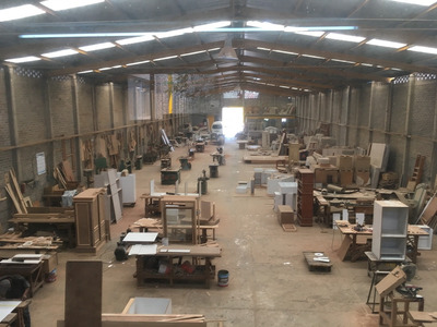 Nava Industrial Moderna Fabrica De Muebles Venta O Renta