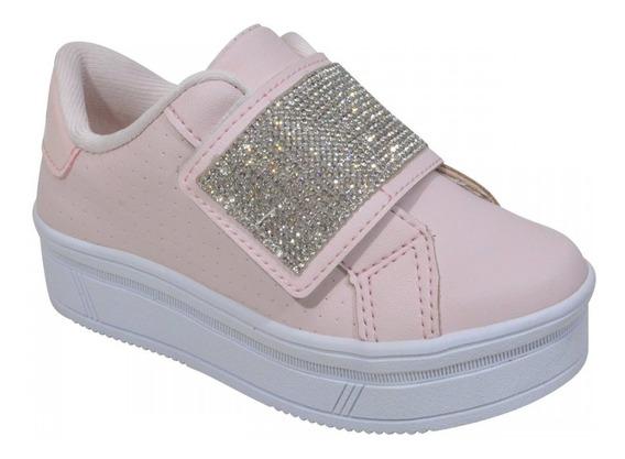 Tenis Pink Cats V0426 Juvenil