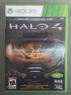 Halo 4 Game Of The Year - Videojuego De Xbox 360.