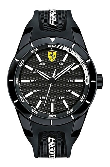 Relógio Scuderia Ferrari Masculino Borracha - 830249