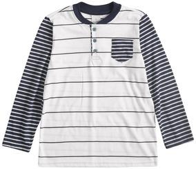 Conjunto Camiseta + Calça Lecimar Kids Em Meia Malha E Jeans