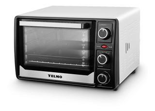 Horno Eléctrico Yelmo Yl28 Capacidad 28 Litros 1500w