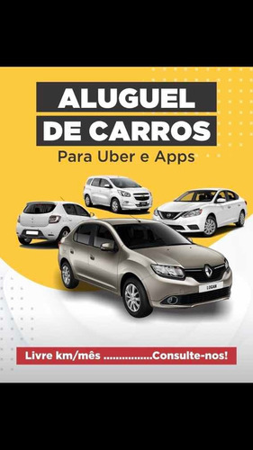 Aluguel De Carros Para Uber E Apps
