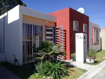 Renta De Casa En Fraccionamiento San Marcos, Yauhquemecan, Tlax.