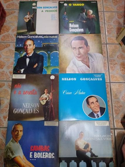 Nelson Gonçalves Lps Raridade 39 Discos De Vinil