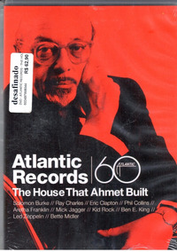 Dvd - Atlantic Records: The House That Ahmet Built