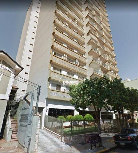 Apartamento Com 3 Dormitórios À Venda, 158,74 M² - Centro - Ribeirão Preto/sp - Ap3438