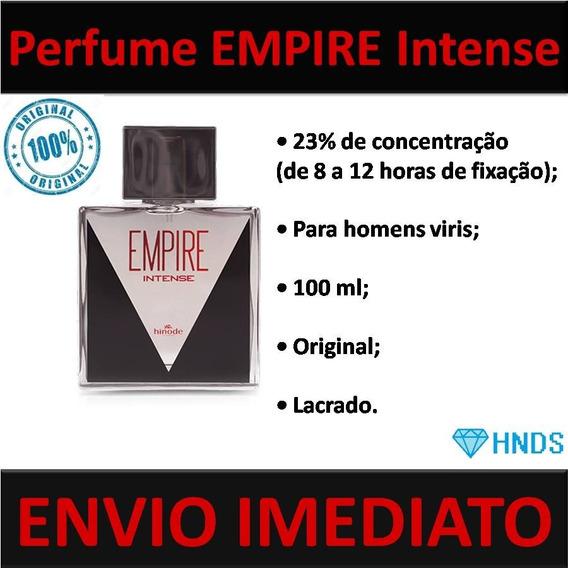 Perfume Masculino Empire Intense - 100 Ml(original-lacrado)