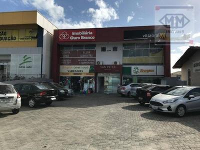 Sala Comercial Para Locação, Ingleses Do Rio Vermelho, Florianópolis. - Sa0087