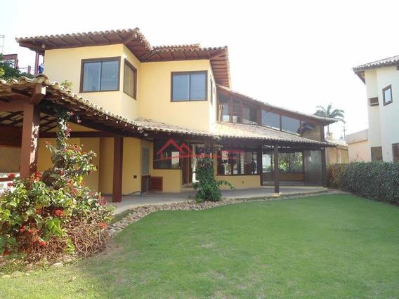 Bela Casa No Ubá Camboinhas - Ca0166