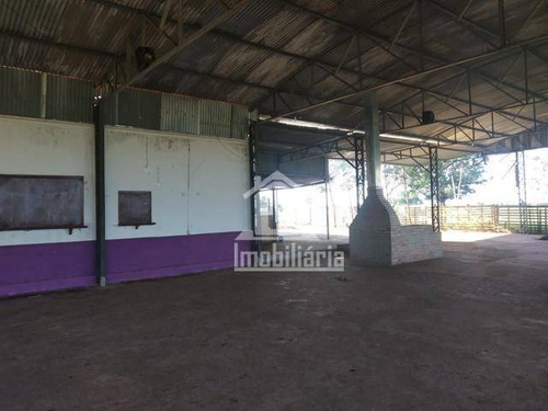 Chácara Com 24617m² Por R$ 600.000,00 Na Cidade De Araçatuba-sp - Ch0048