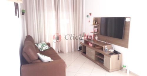 Imagem 1 de 15 de Casa Totalmente Térrea Bem Localizada No Bairro Pauliceia Com 2 Dormitórios, 2 Vagas, Quintal, 136 M². - 6979