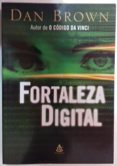 Livro Fortaleza Digital - Dan Brown - Livro Físico