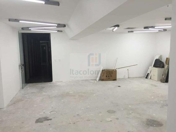 Ref: 1691 Sala Comercial Centro De Alphaville - 1691