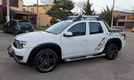 Renault Duster Oroch Full Equipo
