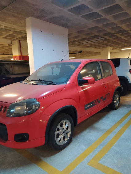 Fiat Uno 2012 1.4 Sporting Flex 3p