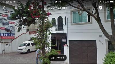 Casa Ideal Para Negocio/oficina-franquicias, Restaurant!!