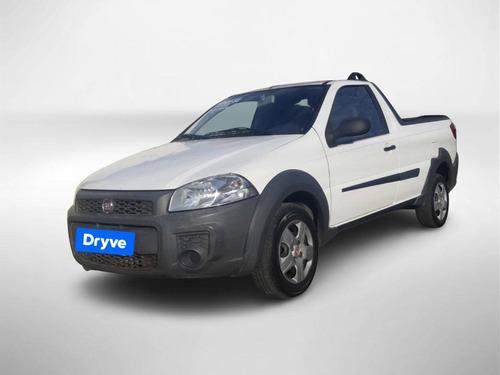 Imagem 1 de 13 de  Fiat Strada Cs Working Plus 1.4 8v Flex