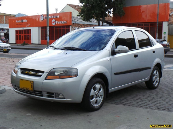 Chevrolet Aveo Ls Full Equipo