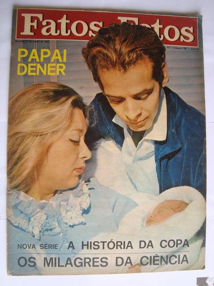 Fatos E Fotos 280 Jun 1966 Papai Dener Nelson Gonçalves
