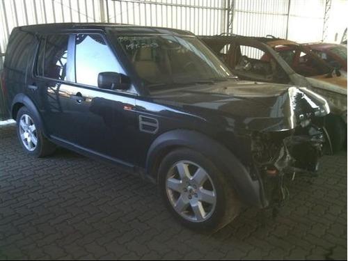 Land Rover Discovery 3 Diesel Sucata Para Retirada De Peças