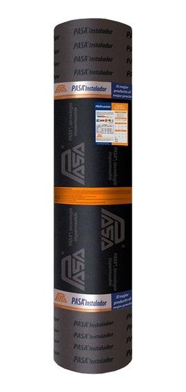 Impermeabilizante Prefabricado Pasa Instalador Sbs Pg 4.0 Mm