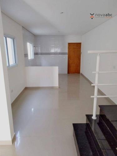 Sobrado Com 3 Dormitórios À Venda, 150 M² Por R$ 780.000 - Jardim Vera Cruz - São Bernardo Do Campo/sp - So0987