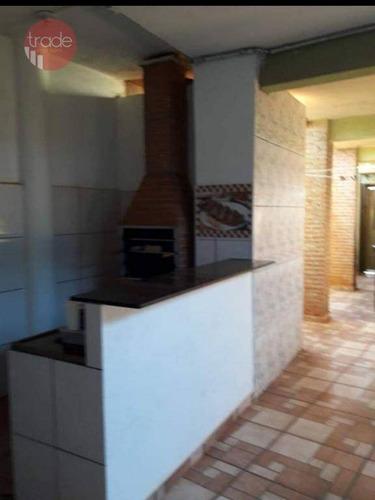 Casa À Venda Por R$ 200.000 - Jardim Pedra Branca - Ribeirão Preto/sp - Ca2813