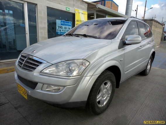 Ssangyong Kyron Mt 2.0 4x4
