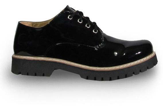 Martina 75 Zapato Acordonado Mujer
