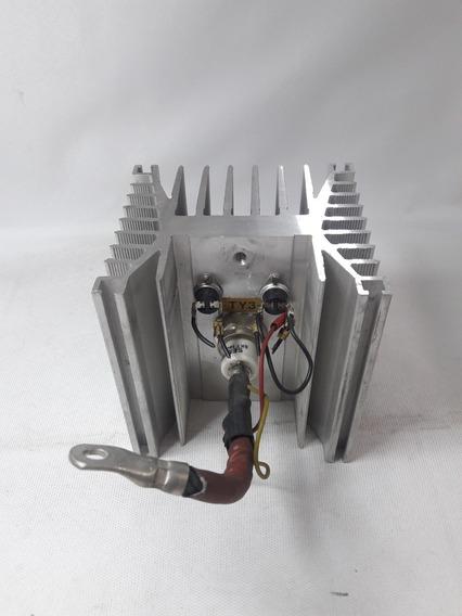Dissipador De Calor Alumínio Ty3 15x15x14 Cm Axcxl