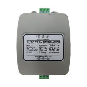 Auto Transformador Bivolt 127/220v Para 12/24v Irrigafácil