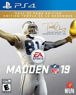 Madden Nfl 19: Hall Of Fame Edition - Playstation 4