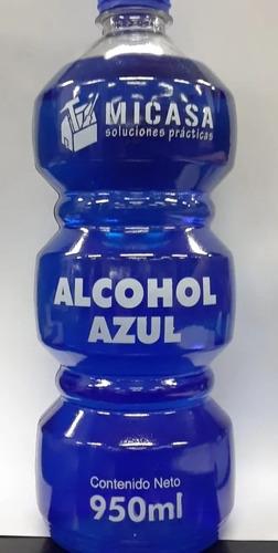 Alcohol Azul 1l
