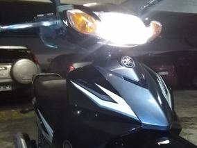Yamaha 110cc Negra