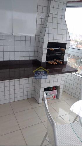 Apartamento 2 Dorms 2 Suítes Mobiliado Ocian!! - Vact054187