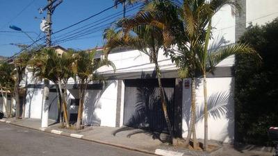 Casa Com 4 Dormitórios À Venda, 435 M² Por R$ 1.600.000 Rua Rio De Janeiro, 511 - Cidade Intercap - Taboão Da Serra/sp - Ca0016