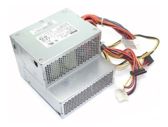Fonte Dell Optiplex 745, 755, 320, 330 360, 380