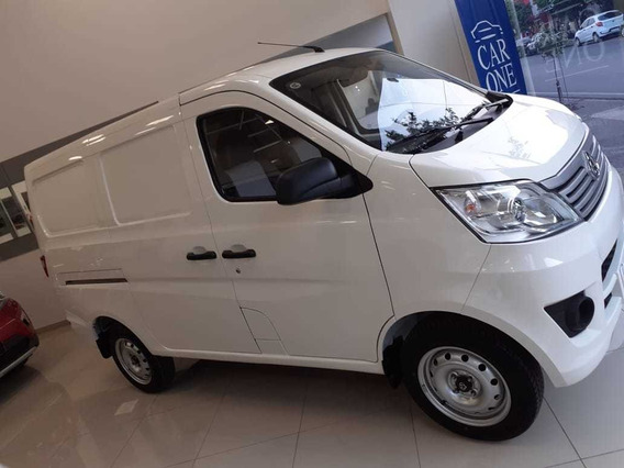 Changan Cargo Van 5mt Motor 1.2l - Financiacion A Tasa 9.5%