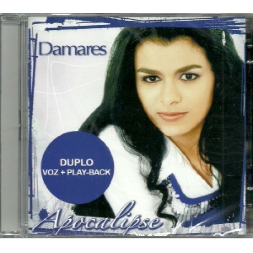Damares - Cd Apocalipse + Playback