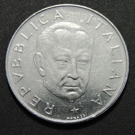 Italia 100 Liras Guglielmo Marconi
