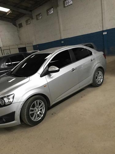 Chevrolet Sonic 2014 1.6 16v Lt Aut. 5p