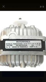 Motor Ventilador 10w Motor Venca