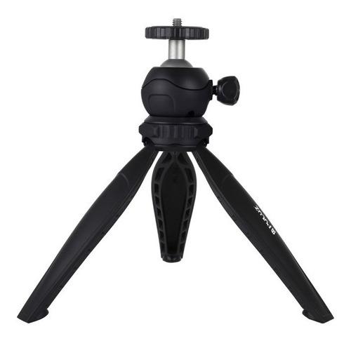 Suporte De Câmera Mini Tripé C/ 360 Graus - Puluz 20cm