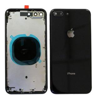 Tapa Trasera iPhone 8 / 8 Plus + Backdoor Repuesto Chasis