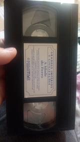 Lote De 123 Fitas Vhs De Documetarios E Filmes