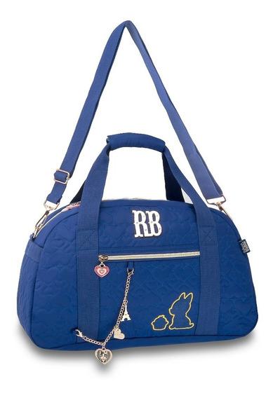 Bolsa De Viagem Rebecca Bonbon Rb6294